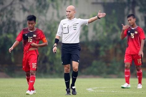 Singaporean ref Jansen Foo assigned for Brazil vs Nigeria