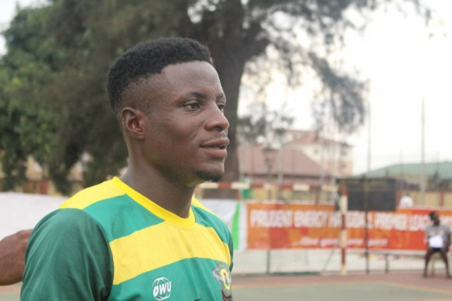 PrudentEnergyHandball: Joshua leads Kada Stars to first win