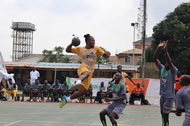 Handball: No team is unbeatable says Aminu Adamu