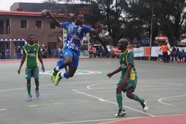339 goals scored on Day 1 of 2019 Handball League