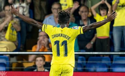 Samuel Chukwueze misses out on LaLiga fastest players