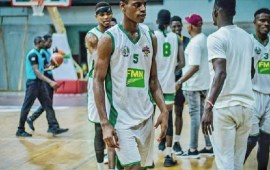 NBBFPresidentCup: Hoopers wary of Raptors' Abel Offia