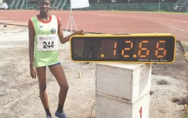 We must keep discovering talents says MOC Channels Track & Field