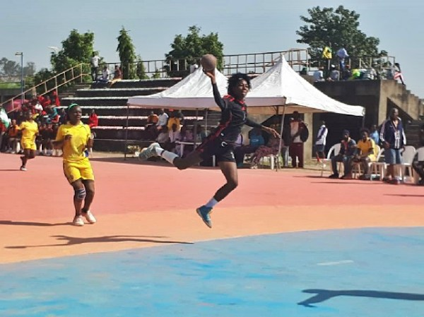 Dorathy Nyagh inspires Benue Queens to second win