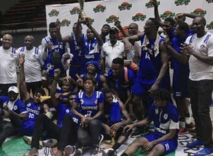 NBBFPresidentCup: Rivers Hoopers lift third title