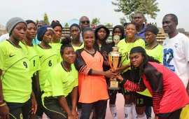 Kwara Adorable Angels: From U12 Champions to Div 1 Champion