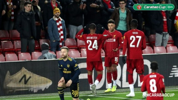 Carabao Cup: Liverpool confirm Aston Villa trip