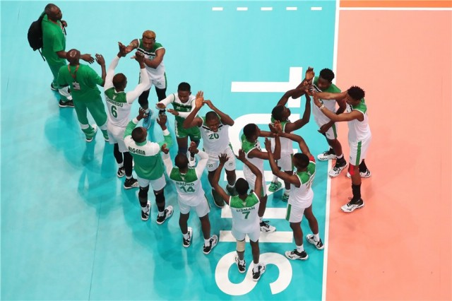 Volleyball: Nigeria U19 Boys rank 14th in the world