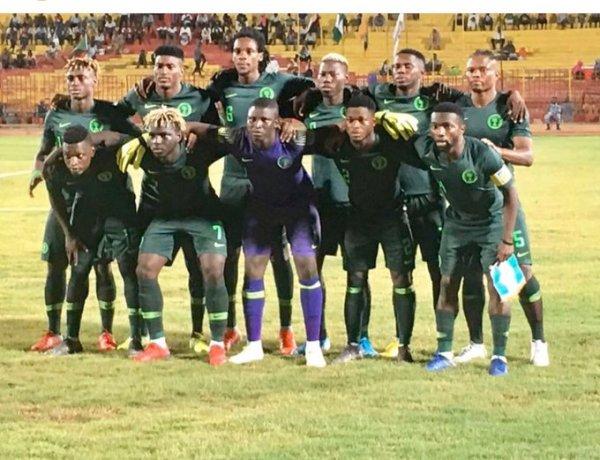 U23AFCON: Amapakabo unleashes Azubuike, Awoniyi on Zambia