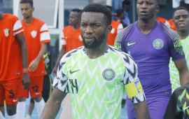 U23AFCON: Azubuike arrives, confident of Nigeria turnaround