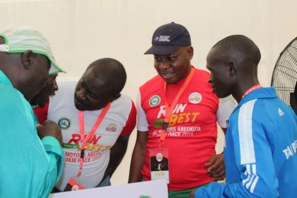 Ibrahim Gusau promises to support long distance at
