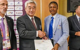 World Taekwondo Approves Coach Certification for Nigeria