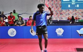 Omotayo Olajide: 2019, my breakthrough year in Table Tennis