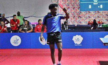 Omotayo Olajide: 2019, my breakthrough year in Table Tennis