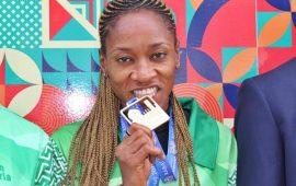 Taekwondo: Nwosu ranks 16th in the World