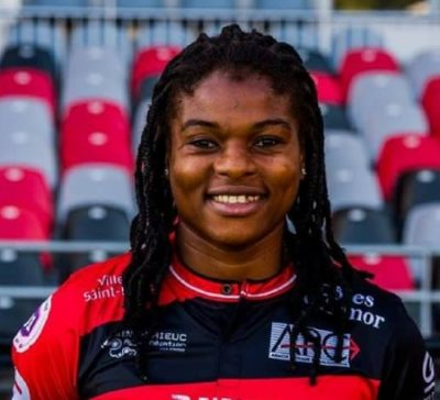Super Falcons: Desire Oparanozie on target for Guingamp