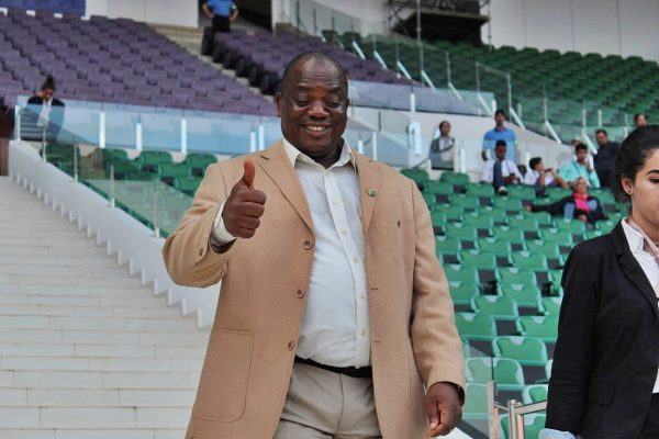 FG removes Olusade Adesola as Per Sec min of sports