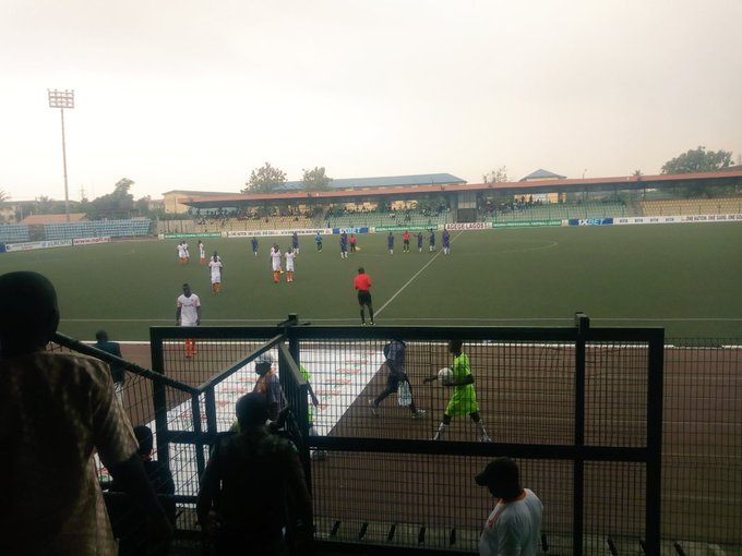 NPFL: Obuh on the brink as MFM thrash Akwa United