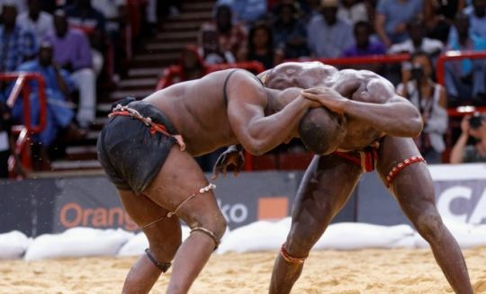 Senegalese wrestling joins Mixed Martial Arts