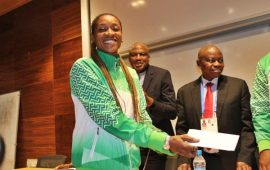 Tokyo 2020 Olympics is a must for Chinazum Nwosu