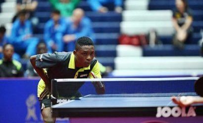 Table Tennis: Taiwo Mati ranks 8th in the world