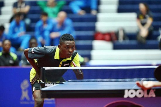Table Tennis: Taiwo Mati ranks 8th in the world