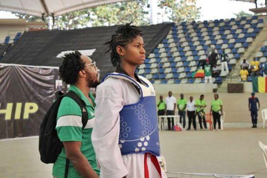 Elizabeth Anyanacho: Athletics to Taekwondo champion