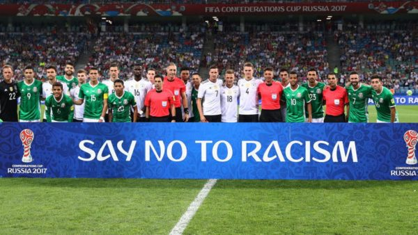 Racism in Football: Has it gone now to hide and seek?