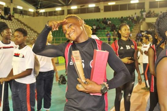 Ijeoma Ukpabi: I play volleyball to prove doubters wrong