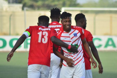 NPFL: Lobi back on top; Plateau, Rivers draw