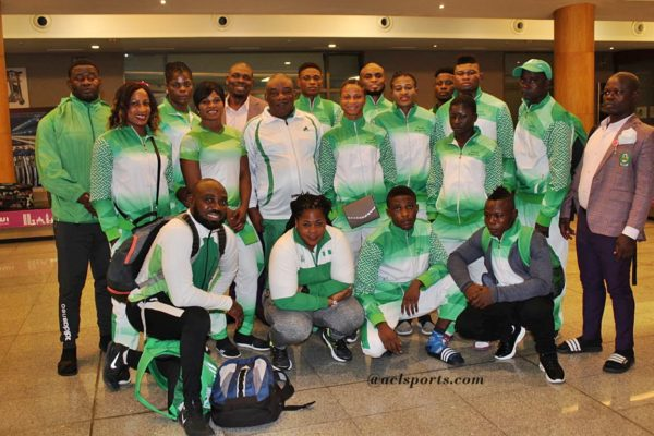 Adekuoroye, Oborududu, 13 others for African C'Ship