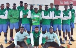 Handball: Kalu, Anas, 14 others for Olympic Qualifiers