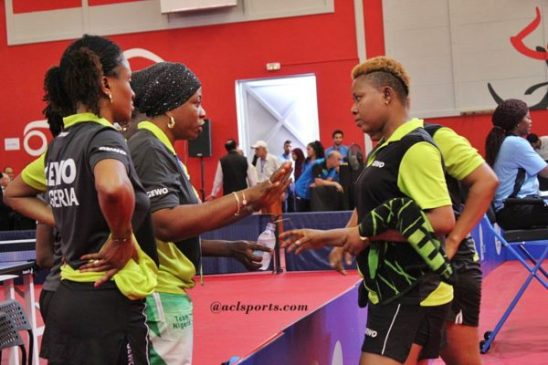 Table Tennis: Nigeria shifts attention to Tunisia