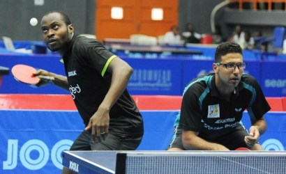 Quadri, Assar lead African charge at German Open