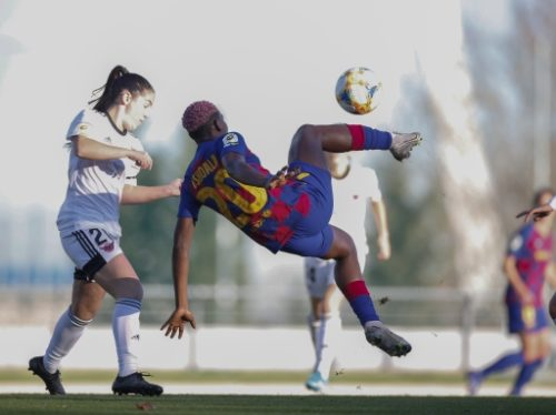 Super Falcons: Oshoala, Uchendu on target in big wins