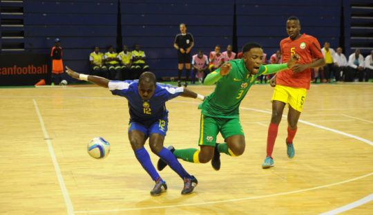 Algeria threatens to pull out of Africa Futsal Cup of Nations