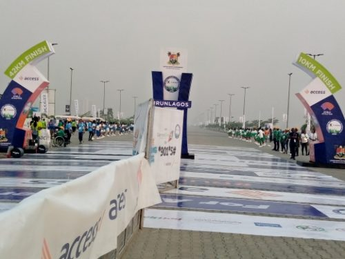 Pam couple become first to win Access Bank Lagos Marathon
