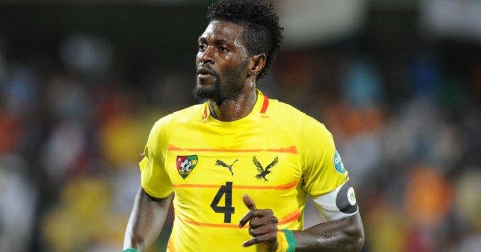 Emmanuel Adebayor joins Club Olimpia