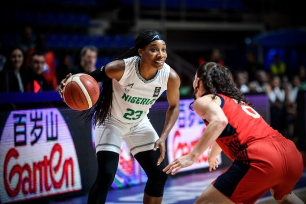 Ezinne Kalu says D'Tigress capable of anything in Tokyo