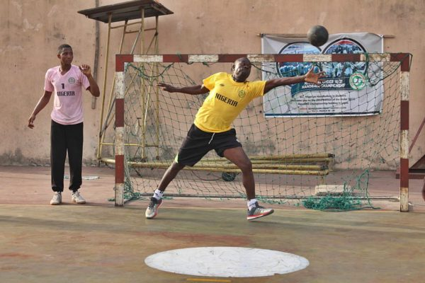 Najet Handball Academy ripe for trophies says Nnamani