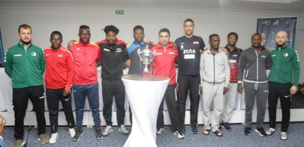 T/Tennis: ITTF Africa Cup serves off in Tunisia
