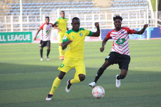 NPFL: 2019/20 Mid-season ever present players