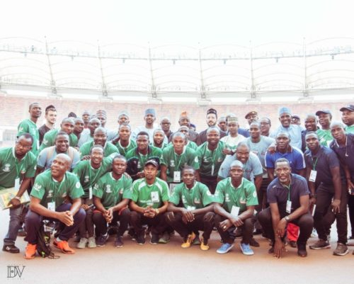 Over 150 coaches attend 4th NPFL-LaLiga coaching clinic