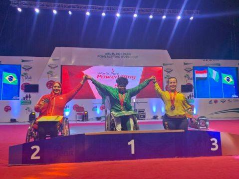 Para Powerlifting: Okpala targets gold at 2020 Paralympics