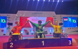 Para Powerlifting: Okpala targets gold at 2020 Paralympics