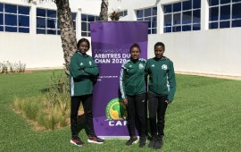 CHAN 2020: Nigerian female referee, Iyorhe set for action