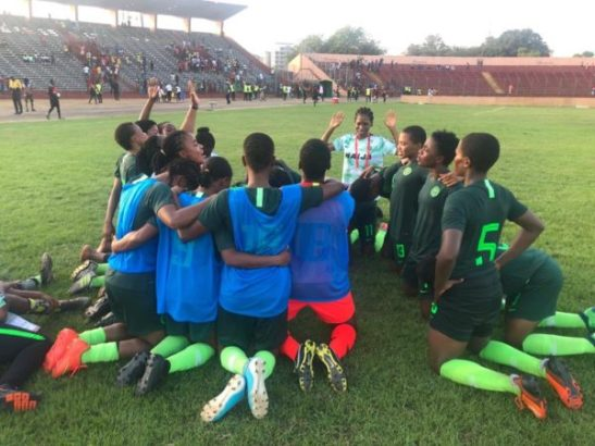 U17WWCQ: Flamingoes earn huge victory against Guinea.
