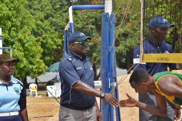 Sam Timothy advises referees to practice online