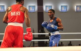 COVID-19 causing weight increase for Abdulafeez Osoba