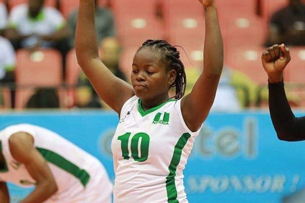 Aisha Umaru: Volleyball gave me my current job